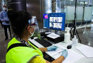 Los tests en aeropuertos, el siguiente paso para la seguridad en el Turismo