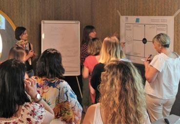 The Creative Dots enseña el método Event Canvas