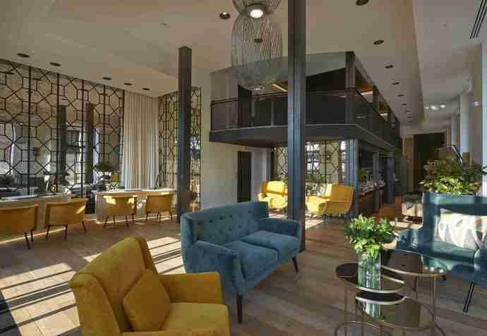 El Hotel The Serras, entre los preferiros por los viajeros