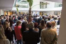 Thomas Cook inaugura sede en Palma de Mallorca
