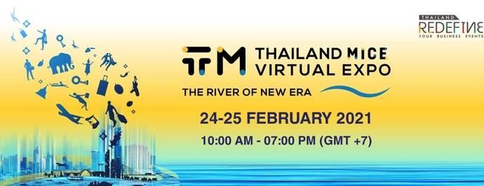 Exposiciónvirtual MICE de Tailandia, próximamente