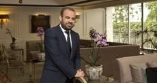 El CEO de Meliá Hotels International, Gabriel Escarrer.