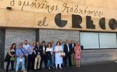 Toledo recibe a los organizadores de un gran congreso