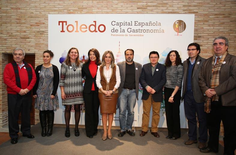 Toledo potenciará los congresos en su año de Capital Gastronómica