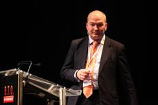 El director de ETOA, Tom Jenkins.
