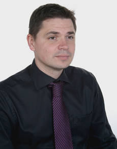 El director comercial de CroisiEurope en España, Tomás Fernández.