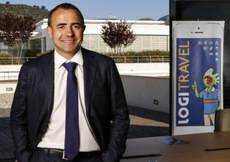 El CEO del grupo Logitravel, Tomeu Benasar.