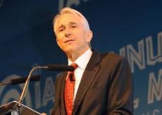 El director general de IATA, Tony Tyler.