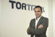 El director comercial de Tor Travel, Enrique Fernández.