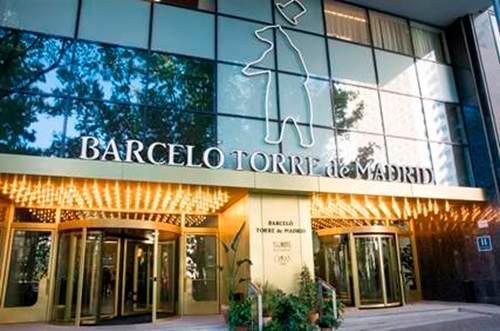 Reconocimientos para el barcel torre de madrid nexotur - Hoteles barcelo en madrid ...