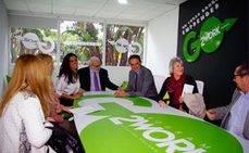 Nuevo 'coworking' en el Palacio de Torremolinos