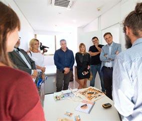 El Palacio de Congresos de Torremolinos acoge una Aceleradora de Empresas