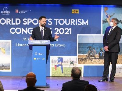 Cataluña: I Congreso Mundial de Turismo Deportivo