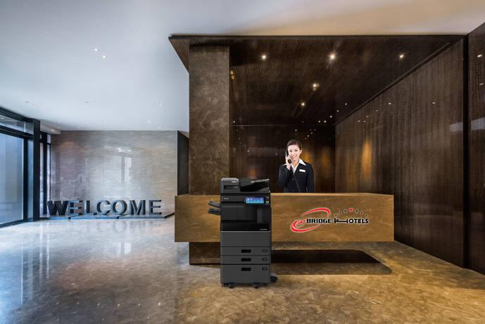 Toshiba desarrolla un servicio de impresión para hoteles