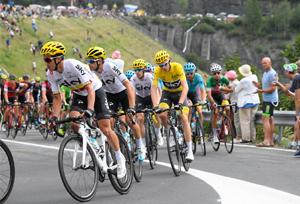 Tour de Francia y el Turismo