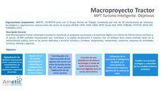 El MPT Turismo es 'la palanca principal para activar la recuperación'