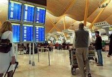 El tráfico aéreo cae más de un 94% en el mes de abril