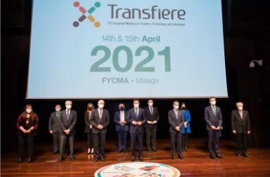 #Transfiere2021 en Fycma apuesta por la innovación y colaboración postCOVID
