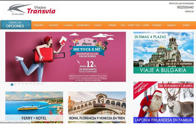 Transvia lanza al mercado una mayorista de circuitos en autocar destinada a los clientes españoles y latinoamericanos