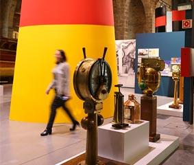 APD organiza la exposición de los 100 años de Trasmediterránea