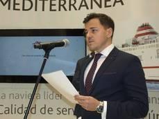 El director general de Trasmediterranea, Mario Quero.