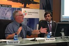 Trasmediterránea: 'Se penaliza al barco frente al avión'