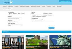 TravelK, nueva herramienta para agencias de viajes