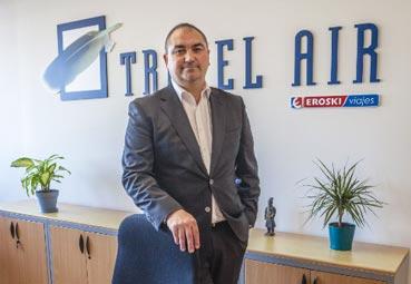 Travel Air integra Amadeus Cytric Travel & Expense