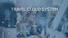 A la plataforma Travel Cloud System se accede con un login único.