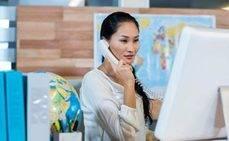 Tres de cada cuatro 'travel managers' en España son mujeres