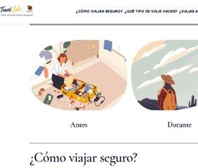 TurEspaña mejora su herramienta sobre requisitos de viaje