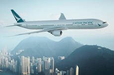 Alianza estratégica de Cathay Pacific Airways y Renfe