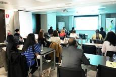 Presentación de la última versión de Smartpoint organizada por Travelport.