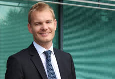 El nuevo director general de Travelport España, Fred Lindgren.