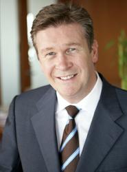 El presidente de Travelport, Gordon Wilson.