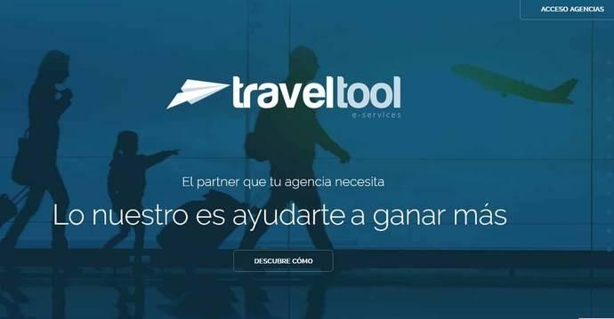 Traveltool aspira a codearse con los grandes Grupos
