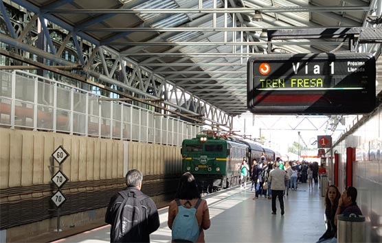 Madrid promueve el Turismo cultural a través de los Trenes Históricos