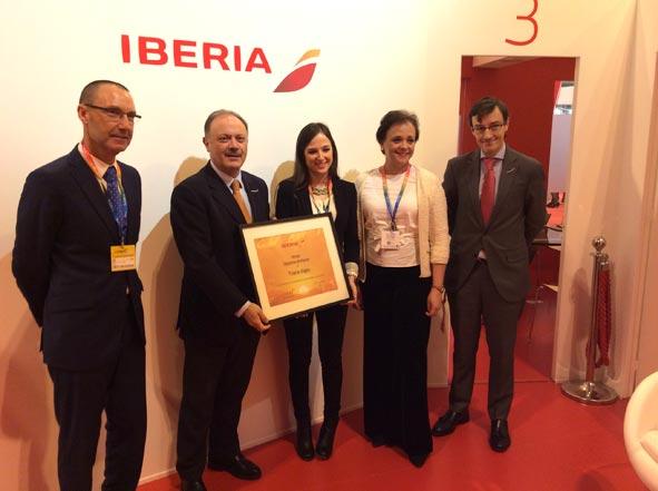 Triana Viajes, mejor agencia del sur de España para Iberia