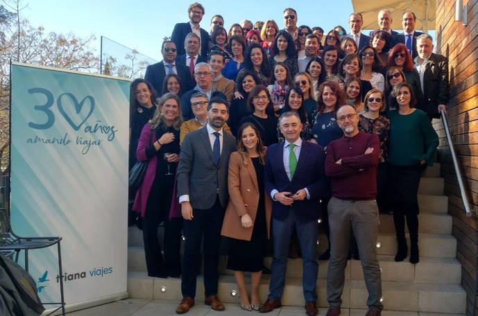 Viajes Triana celebra sus 30 años con cifras récord