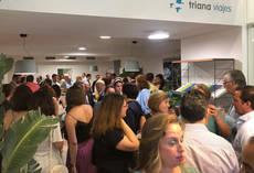 Triana inaugura una oficina de 400 metros en Sevilla