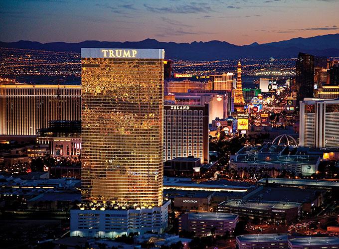 La campaña de Trump aumentaron las reservas de sus hoteles un 69%