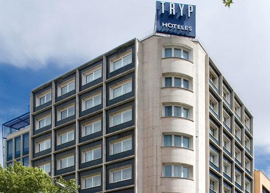 TRYP: 'mejor marca' en los European Group Travel Awards