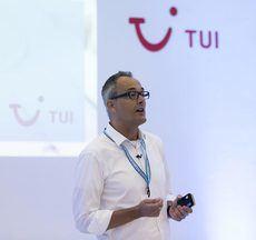 El CEO de TUI Musement, David Schelp.