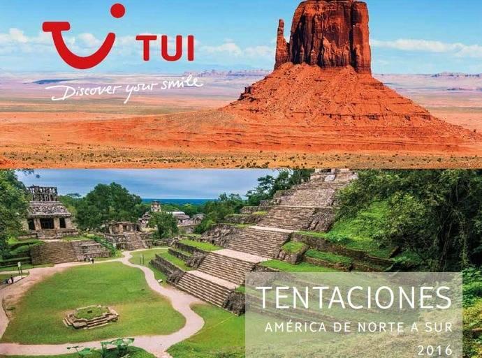 TUI Spain lanza un nuevo catálogo de viajes a América