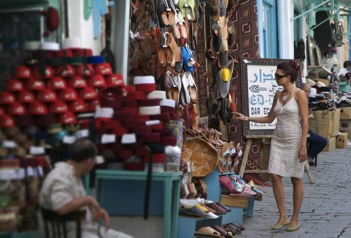 Túnez y Egipto se recuperan en el emisor alemán
