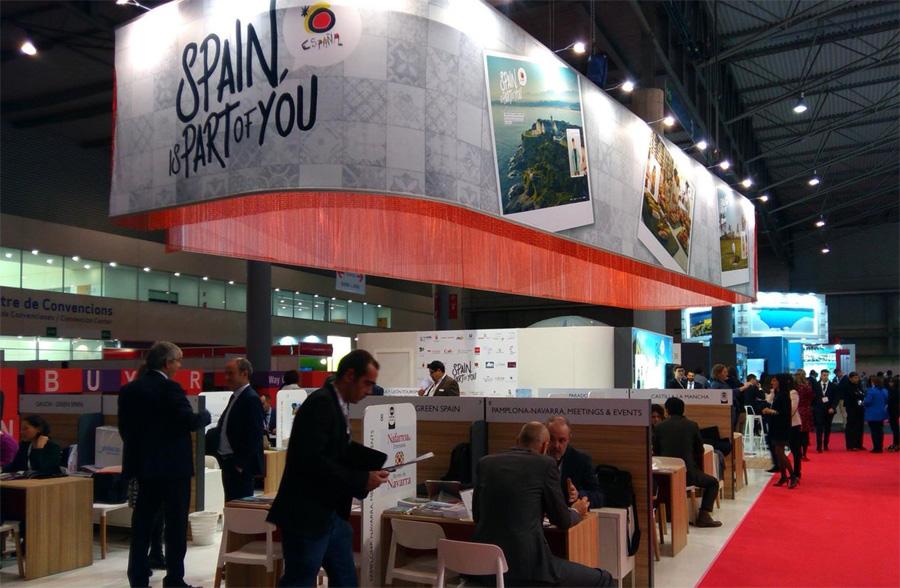 TurEspaña reduce su participación en ferias europeas