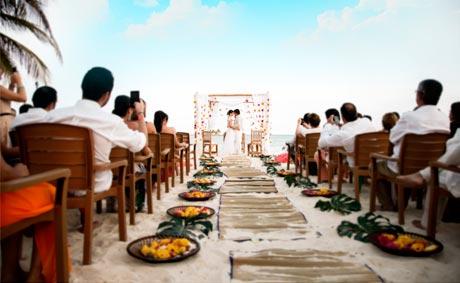 El turismo de bodas, con alto potencial de crecimiento