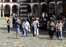 Cataluña es la Comunidad que más turistas recibe.