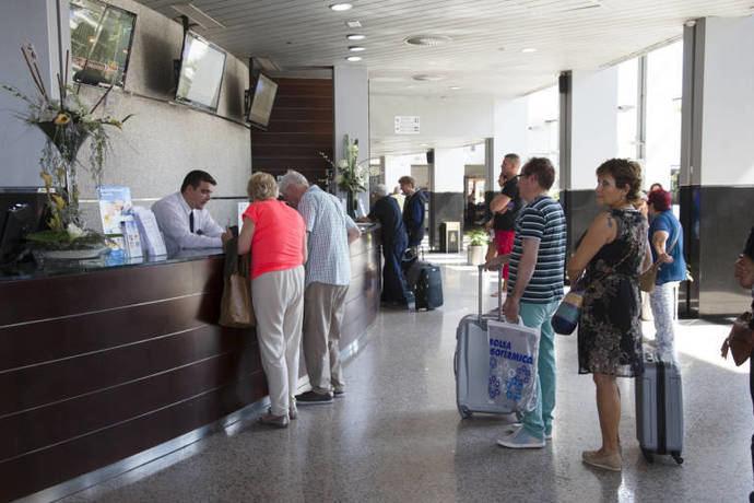 Se consolida el crecimiento del empleo turístico en julio con 244.150 nuevas altas