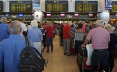 España ha recibido ocho millones de turistas en mayo, un 1% más que hace un año.